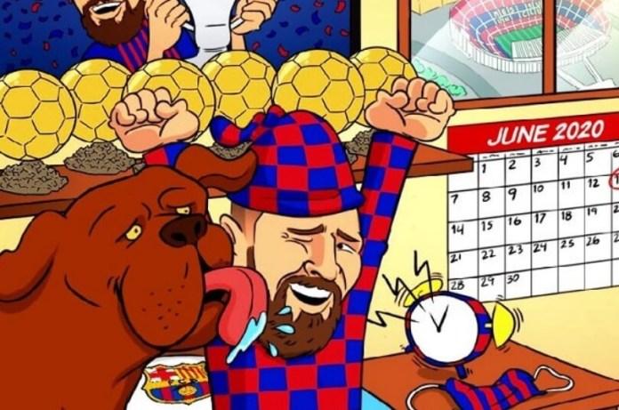 Memes Mallorca-Barcelona 2020 | Los mejores chistes