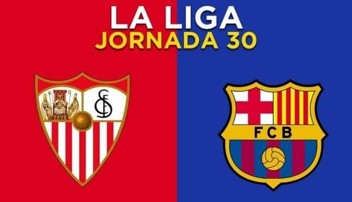 Alineación Sevilla-Barcelona Jornada 30 | La Liga 2020