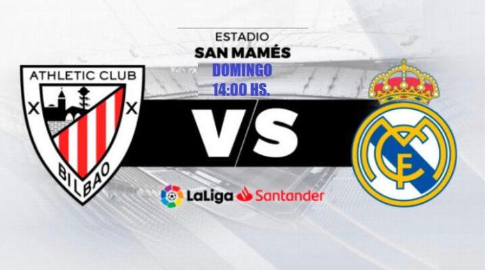Alineación Athletic-Real Madrid Jornada 34 | La Liga 2020