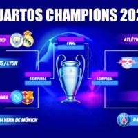 Calendario Cuartos Champions 2020: Podría haber un Madrid-Barça en semis