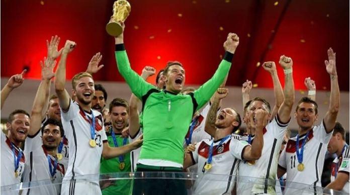 alemania campeon del mundo 2014