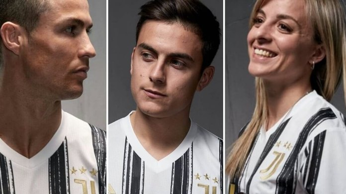 La Camiseta de la Juventus 2020-2021