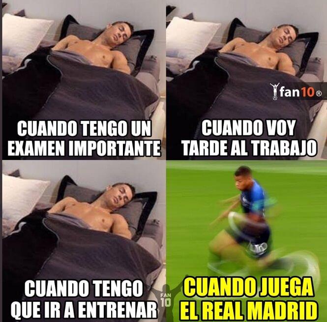 Memes Athletic-Real Madrid 2020