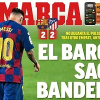 Portadas Diarios Deportivos Miércoles 1/07/2020 | Marca, As, Sport, Mundo Deportivo
