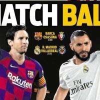 Portadas Diarios Deportivos Jueves 16/07/2020 | Marca, As, Sport, Mundo Deportivo