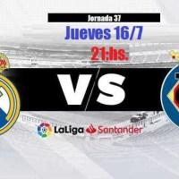 Alineación Real Madrid-Villarreal Jornada 37 | La Liga 2020
