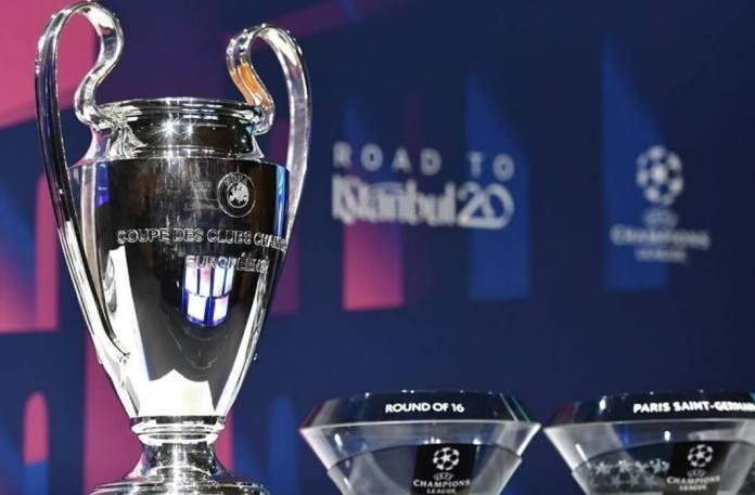 Octavos de Final Champions League 2021