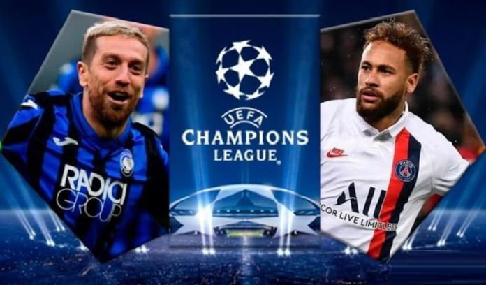 Alineación Atalanta-PSG Champions 2020 | Horarios y TV