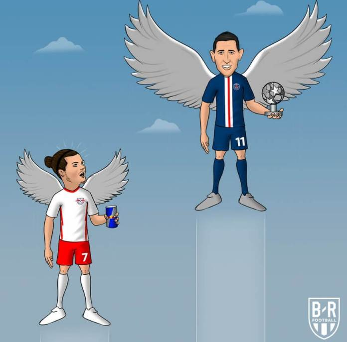 Memes Leipzig-PSG Semifinales Champions 2020