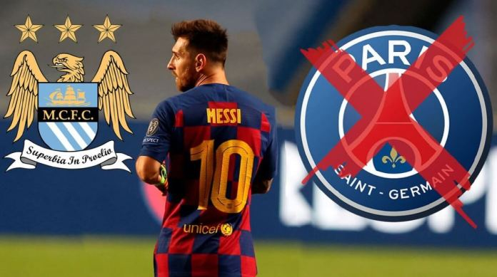Messi Se va del Barça porque no es feliz