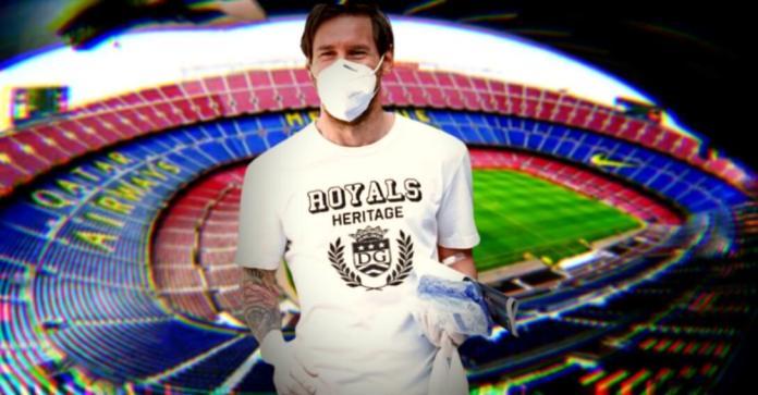 Messi no se presentará a las pruebas PCR