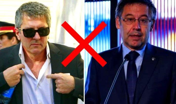 Jorge Messi se reunió con Bartomeu y no hay acuerdo
