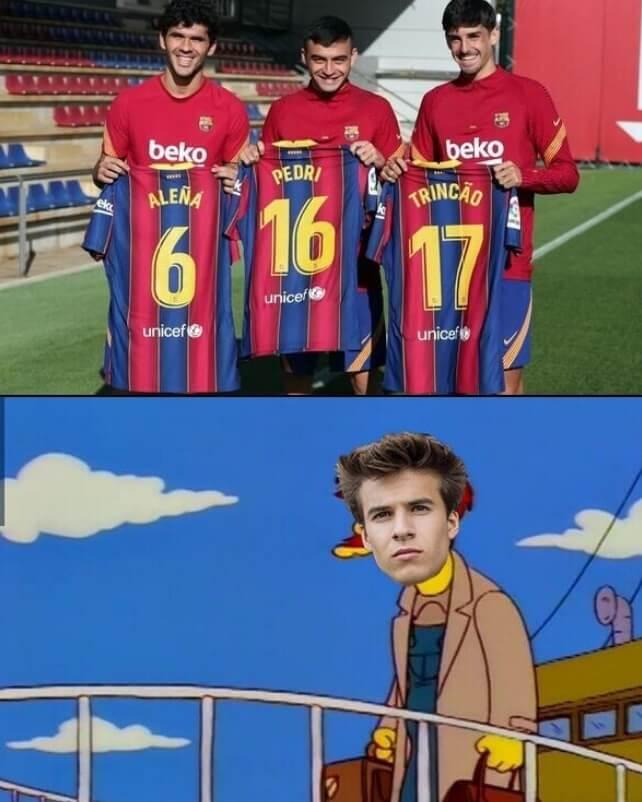 Memes Barcelona-Villarreal 2020