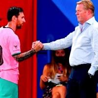 Doblete de Messi en el Barça 3-1 Girona