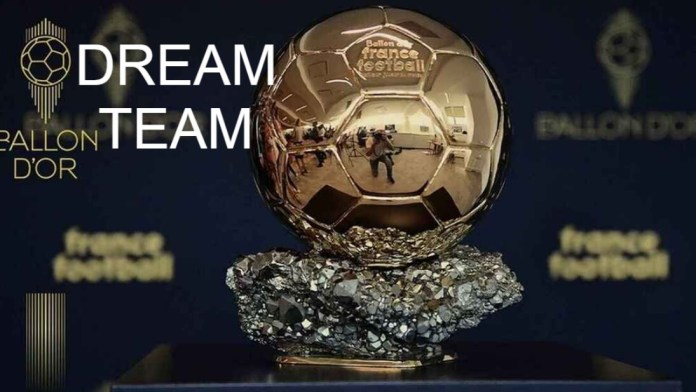 Nominados Balón de Oro Dream Team