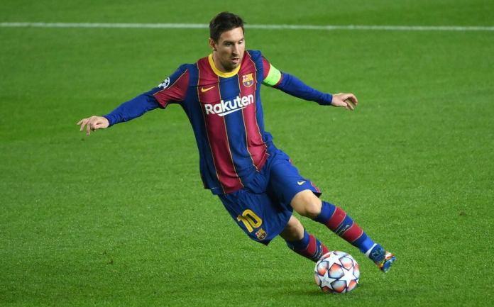 Leo Messi 2020