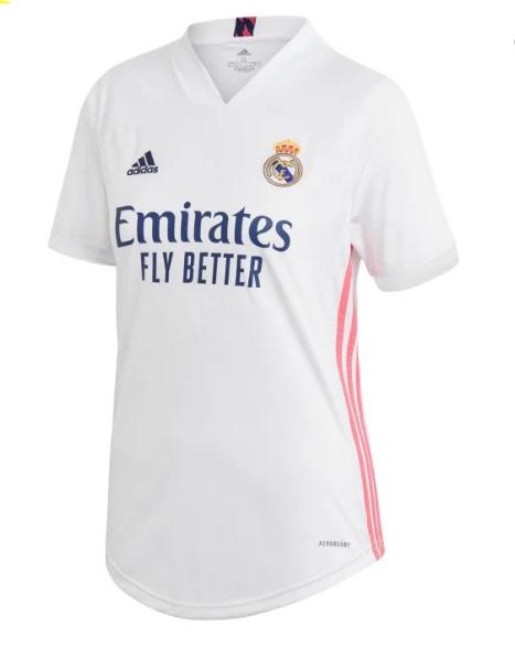 Equipación Real Madrid CF 2020-2021- Camiseta oficial para hombre Adidas