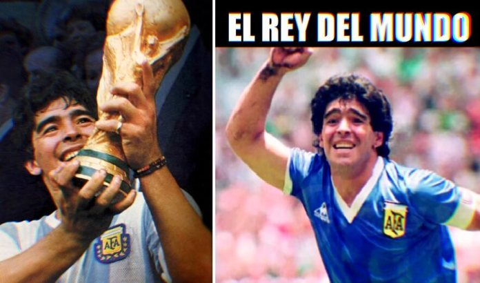 ¿Cuántos Títulos tiene Maradona? ¿Es el Mejor de la Historia?