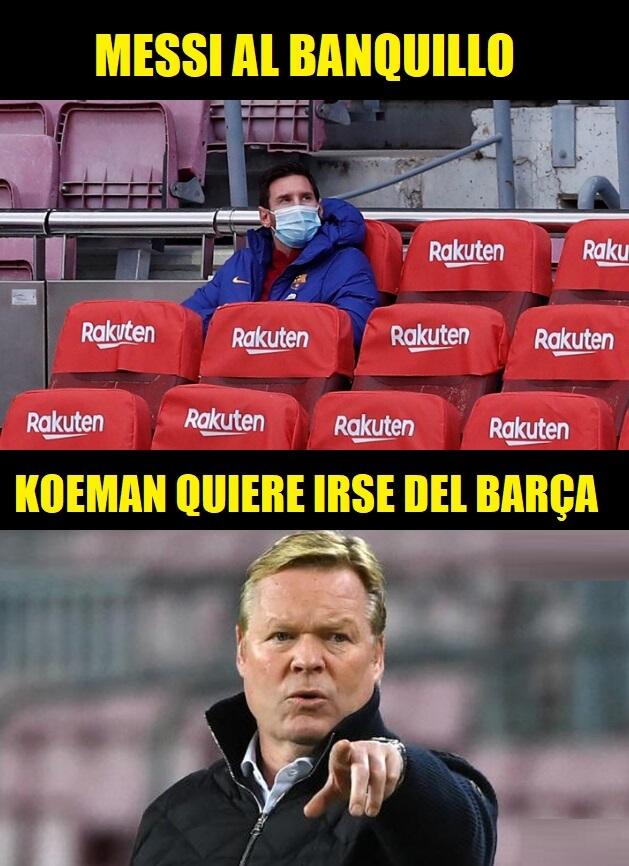 Memes Barcelona-Betis 2020