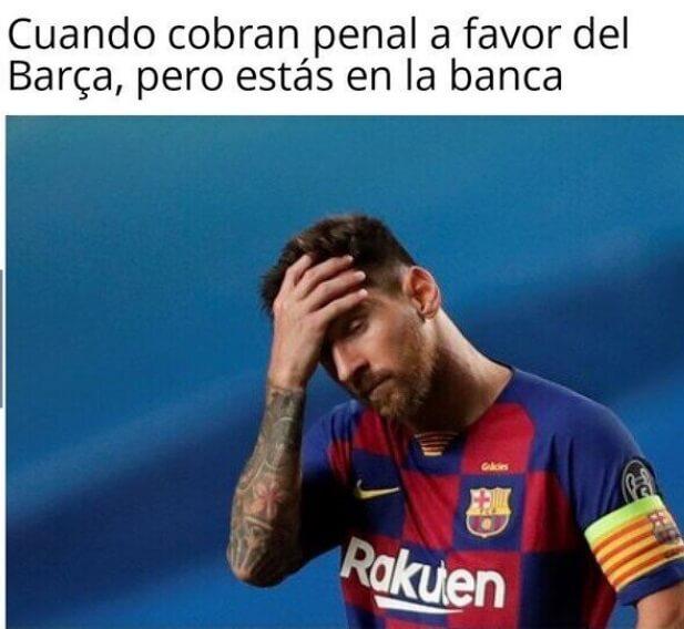 Memes Barcelona-Betis 2020 | Los mejores chistes