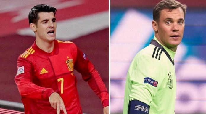 España liquida 5-0 a Alemania y está en la Final Four