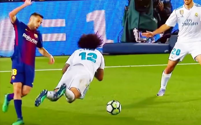 17 Fallos arbitrales en contra del Real Madrid