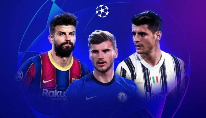 Partidos Jornada 4 Champions League 2020-21 | Horarios y TV