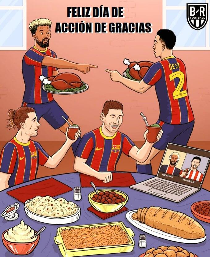 Memes Barcelona-Osasuna 2020