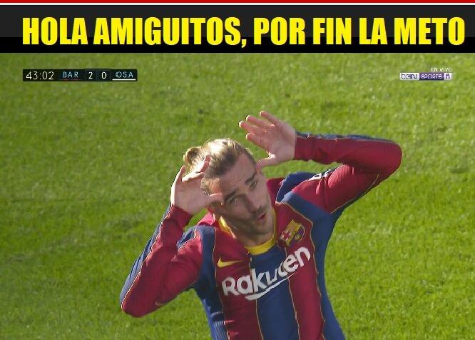Memes Barcelona-Osasuna 2020 | Los mejores chistes