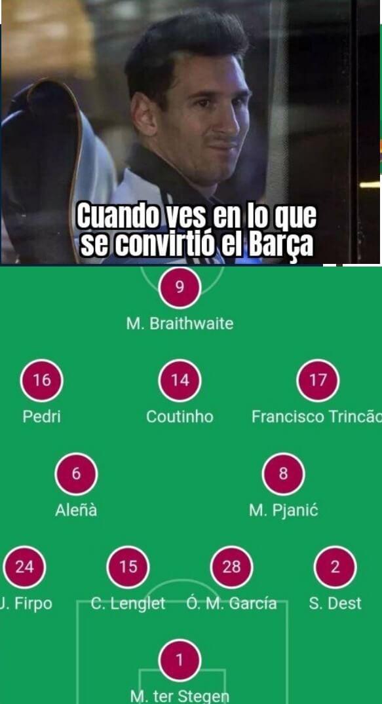 Memes Dinamo-Barcelona Champions 2020