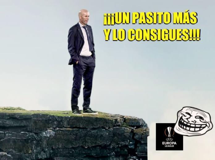 Memes Shakhtar-Real Madrid Champions 2020