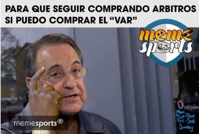 Memes Real Madrid-Athletic Bilbao 2020