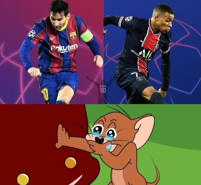 Memes Sorteo Octavos Champions 2020-2021