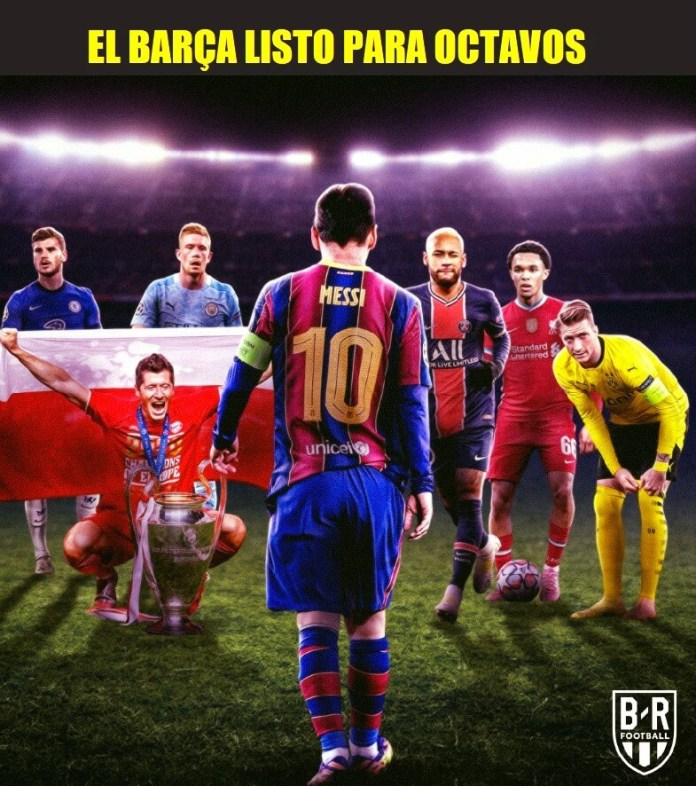 Memes Sorteo Octavos Champions 2020