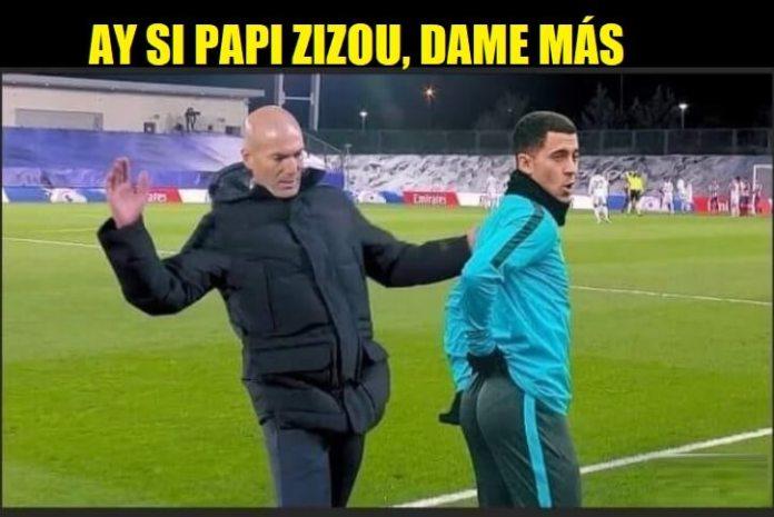 Memes Alavés-Real Madrid 2021