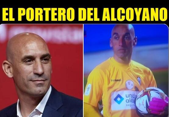 Memes Alcoyano-Real Madrid Copa del Rey