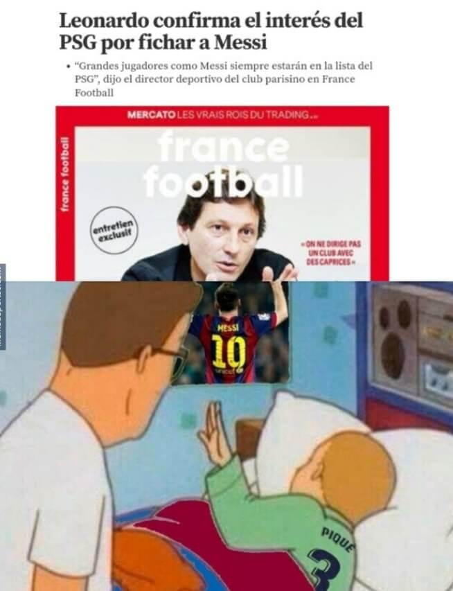 Memes Rayo-Barcelona Copa del Rey 2021