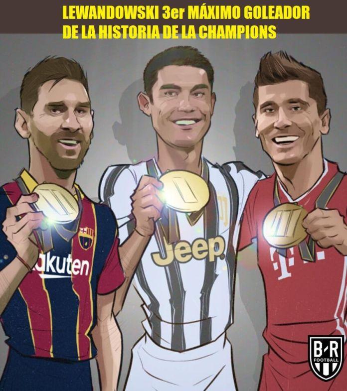 Memes Octavos Champions 2021