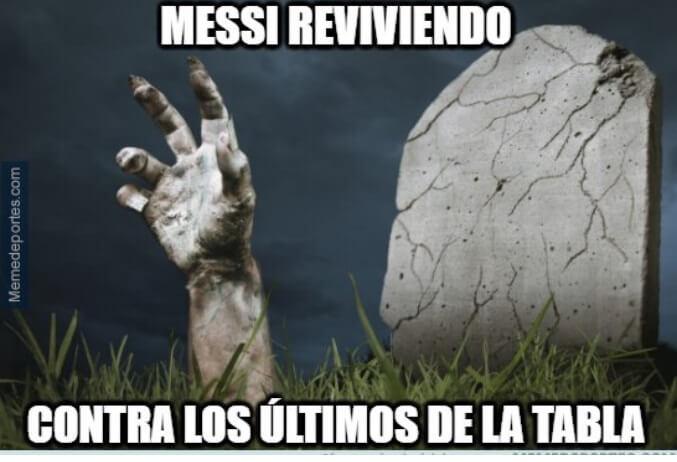 Memes Barcelona-Cádiz 2021