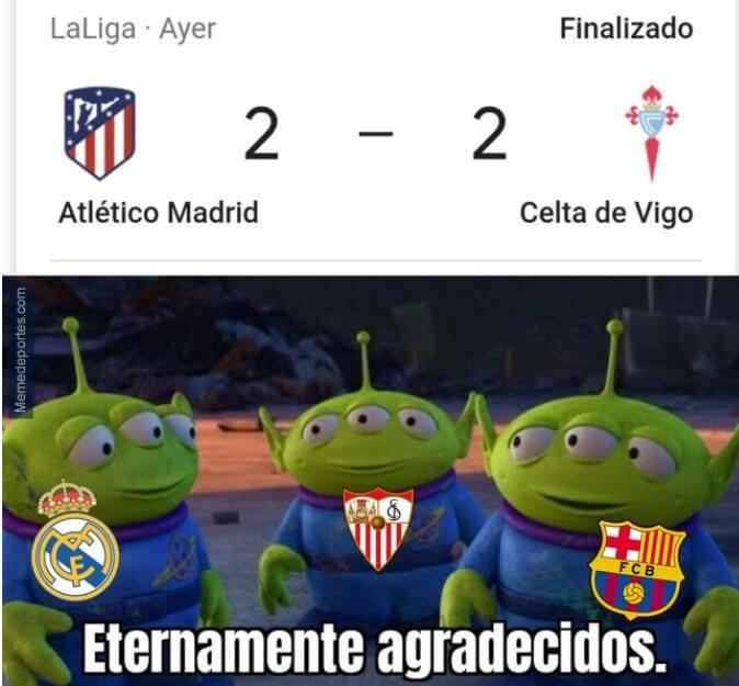 Memes Real Madrid-Getafe 2021