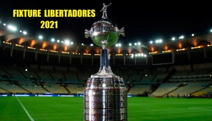 Calendario Copa Libertadores 2021