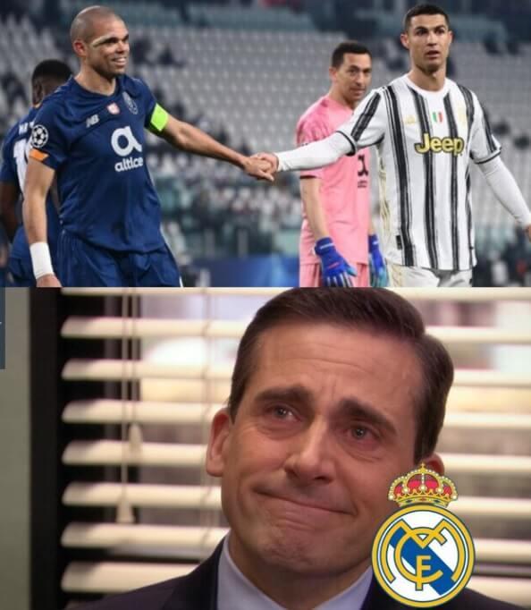Memes Real Madrid-Elche 2021