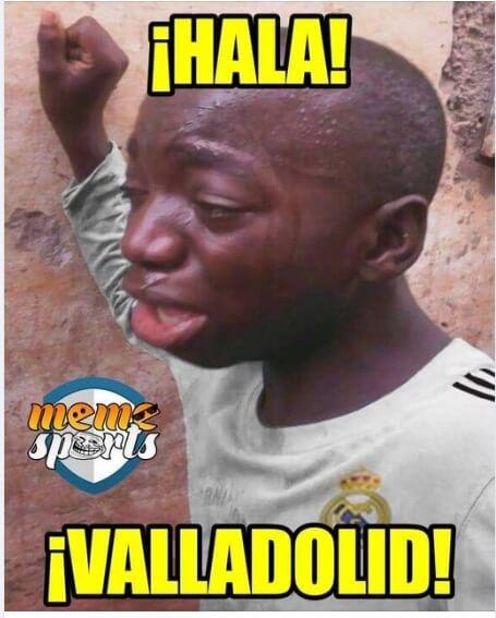 Memes Barcelona-Valladolid 2021