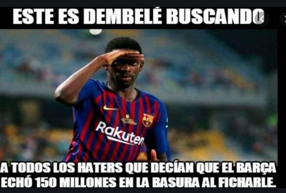 Memes Barcelona-Valladolid 2021   Los mejores chistes