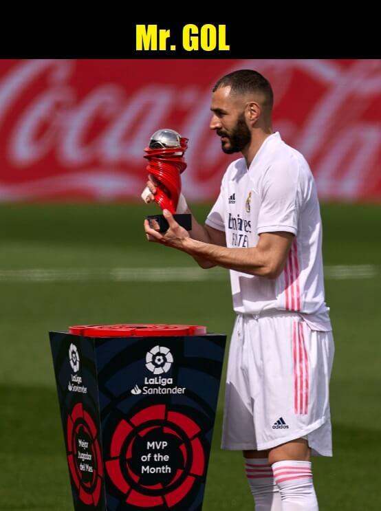 Memes Real Madrid-Eibar 2021