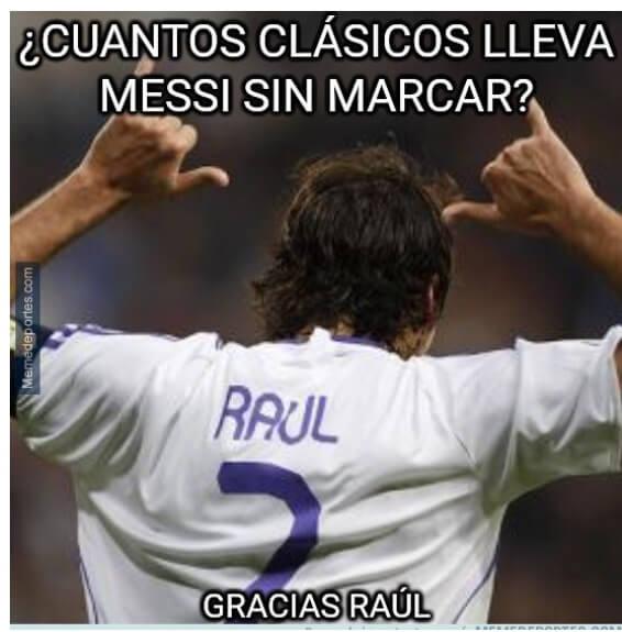 Memes Real Madrid-Barça 2021 | Los chistes del Clásico