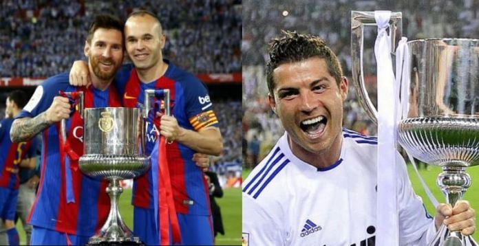 Palmarés Copa del Rey | Campeones Año por Año