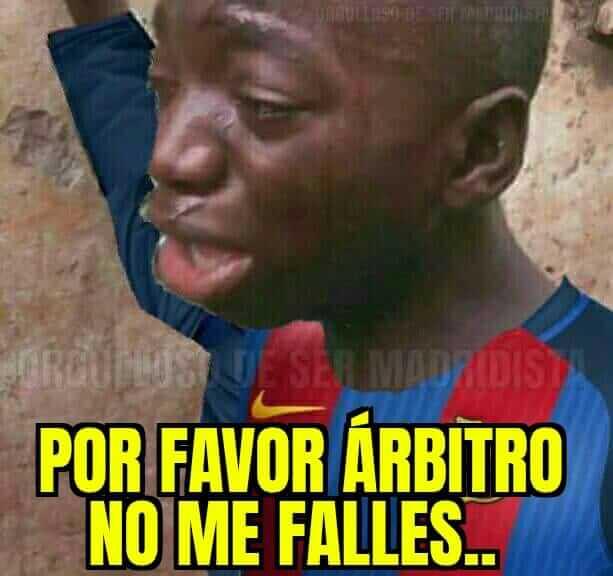 Memes Valencia-Barça 2021
