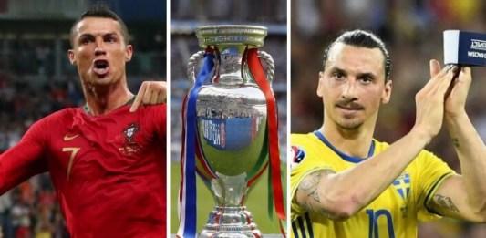 Máximos Goleadores de la Eurocopa en la Historia