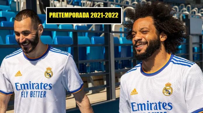 Pretemporada Real Madrid 2021-2022 | Calendario de Partidos